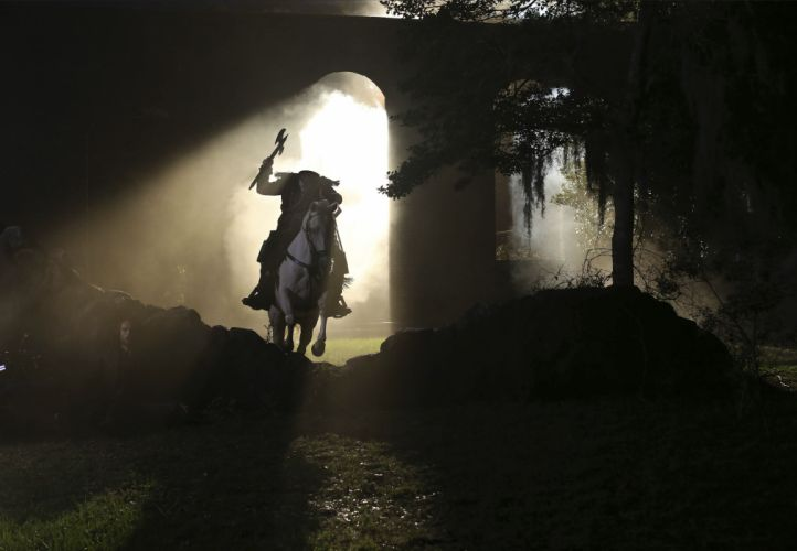 SLEEPY HOLLOW series horror fantasy drama dark adventure wallpaper