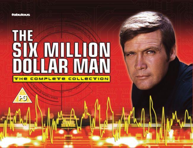 6-Million-Dollar-Man series cyborg technics bionic sci-fi astronaut action adventure crime six million dollar man wallpaper