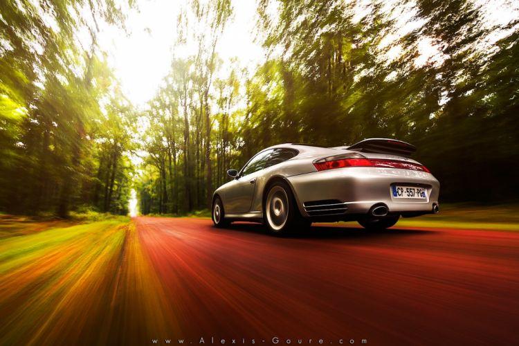 Porsche 996 4S wallpaper