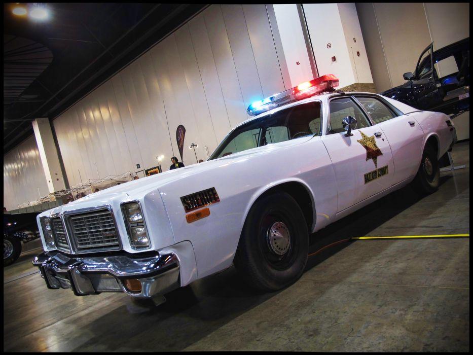 Sheriff Police Car wallpaper