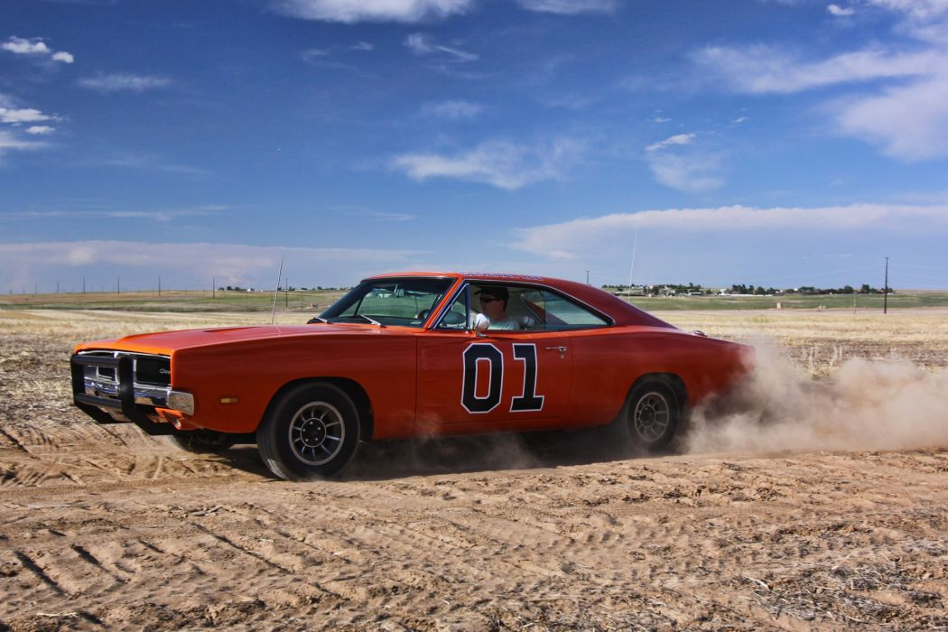 The General Lee wallpaper