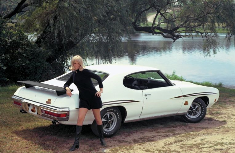 1970 Pontiac GTO Judge Hardtop Coupe 4237 muscle classic wallpaper