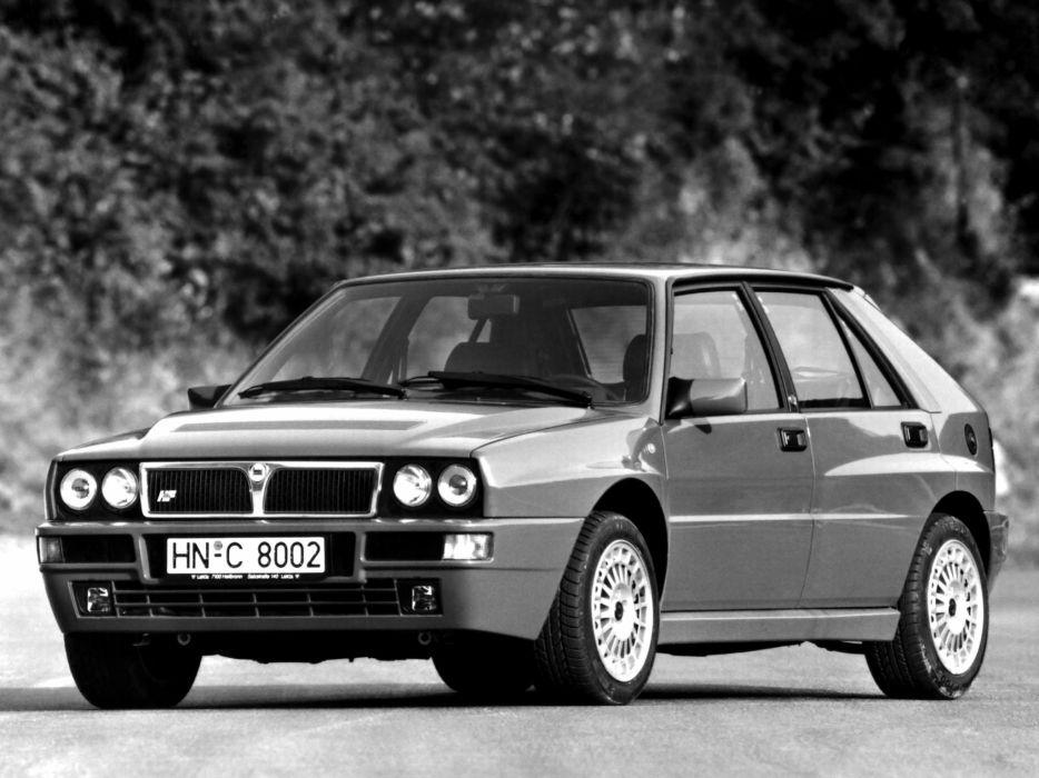 1991-93 Lancia Delta H-F Integrale Evo 831 wallpaper