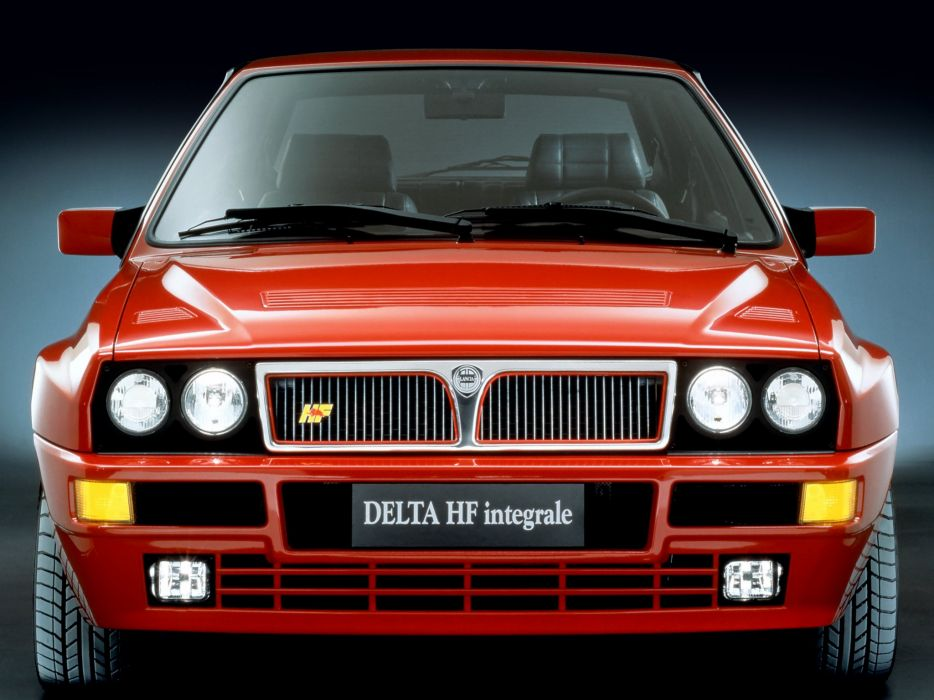1991 93 Lancia Delta H F Integrale Evo 831 Wallpaper