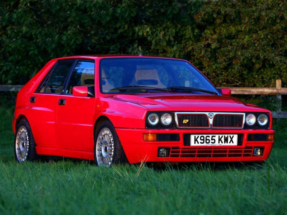 1993 Lancia Delta H F Integrale Evo 2 831 Evo Wallpaper