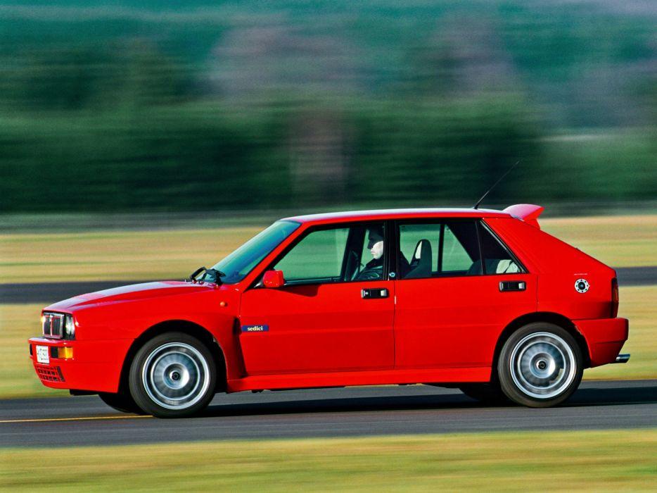 1993 Lancia Delta H-F Integrale Evo-2 831 evo wallpaper