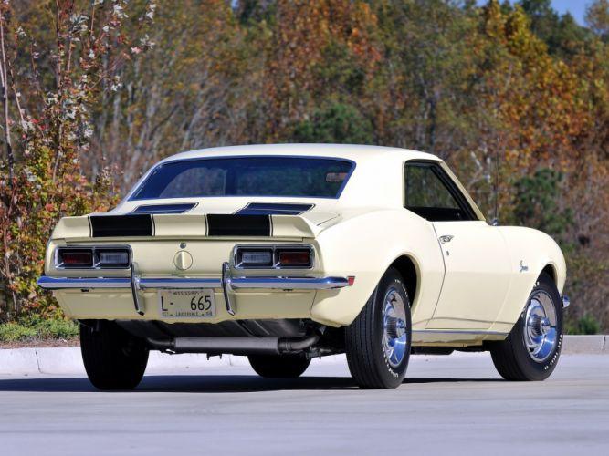 1968 Chevrolet Camaro Z28 classic muscle z-28 wallpaper