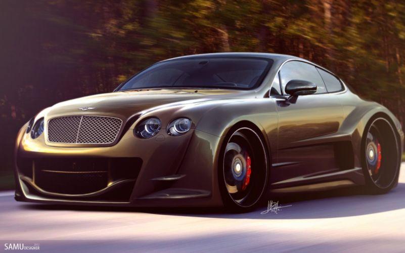 Bentley Continental wallpaper