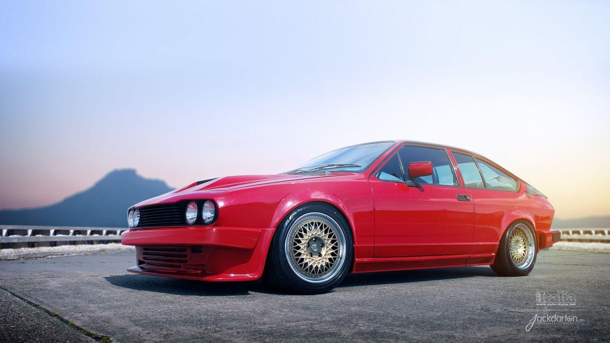 Alfa Romeo Gtv6 Wallpaper 3000x1688 564017 Wallpaperup