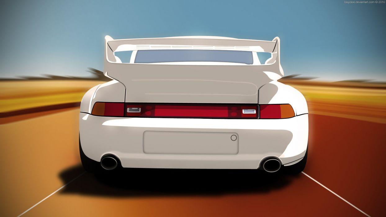 Driving Pleasure 993 wallpaper
