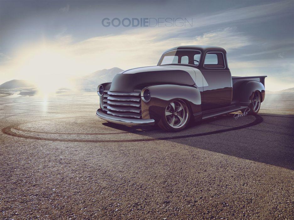 Chevy 3100 HotRod wallpaper