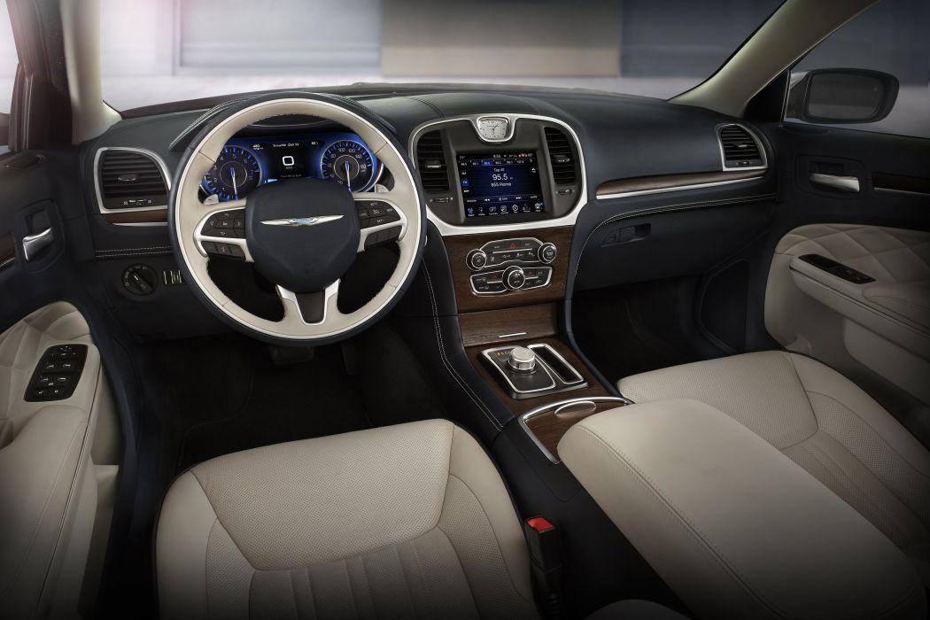 2015 Chrysler 300C Platinum LX2 luxury wallpaper