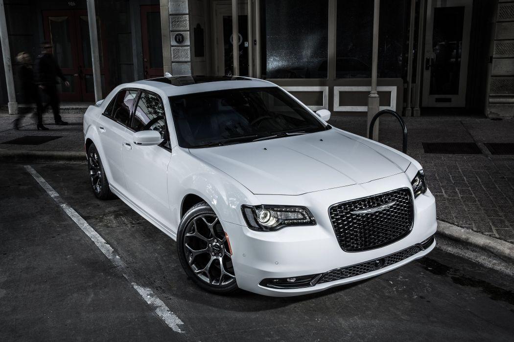 2015 Chrysler 300S LX2 luxury wallpaper
