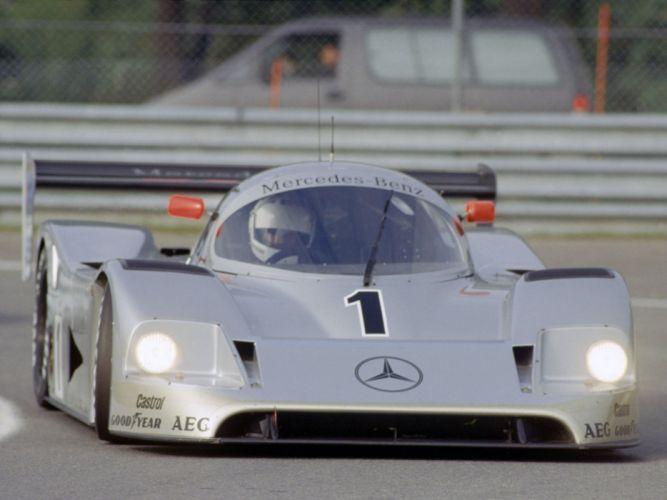 1990 Sauber Mercedes Benz C11 racing race wallpaper