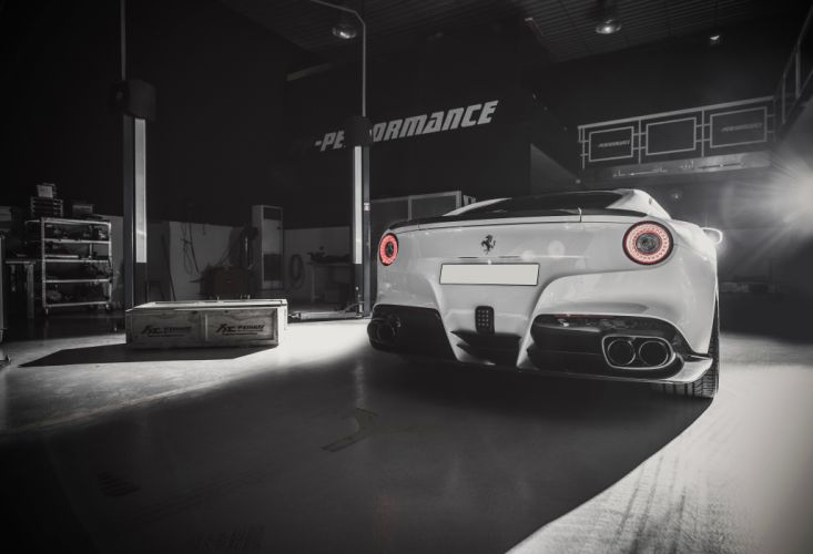 2014 PP-Performance Ferrari F12 berlinetta supercar tuning wallpaper