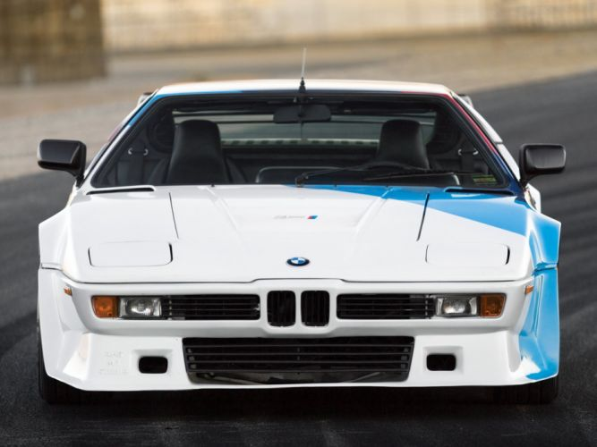 1980 BMW M-1 Procar AHG E26 rally race racing supercar wallpaper