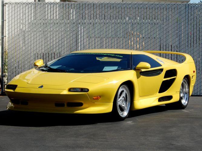 1997 Vector M12 Lamborghini wallpaper