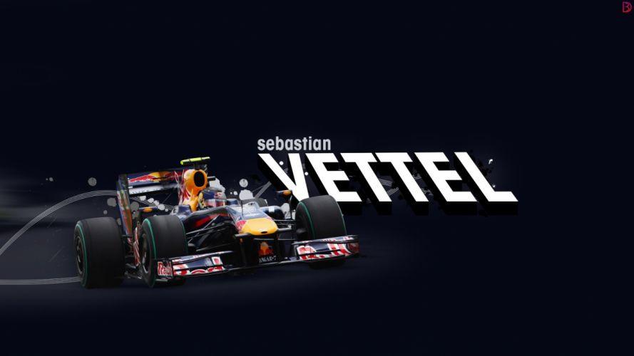 Sebastian Vettel RedBull wallpaper
