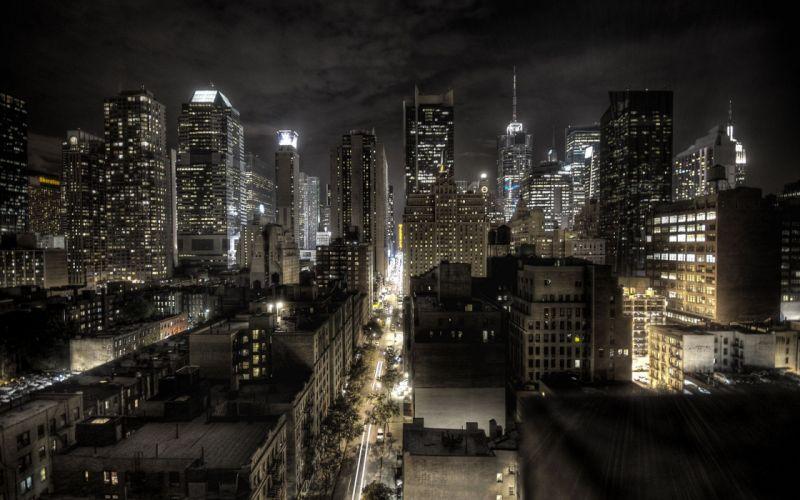 NEW YORK CITY wallpaper