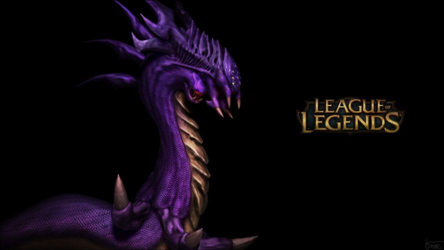 League of Legends Baron Nashor wallpaper