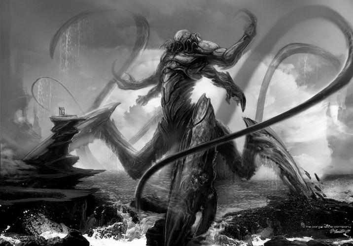 The Kraken wallpaper