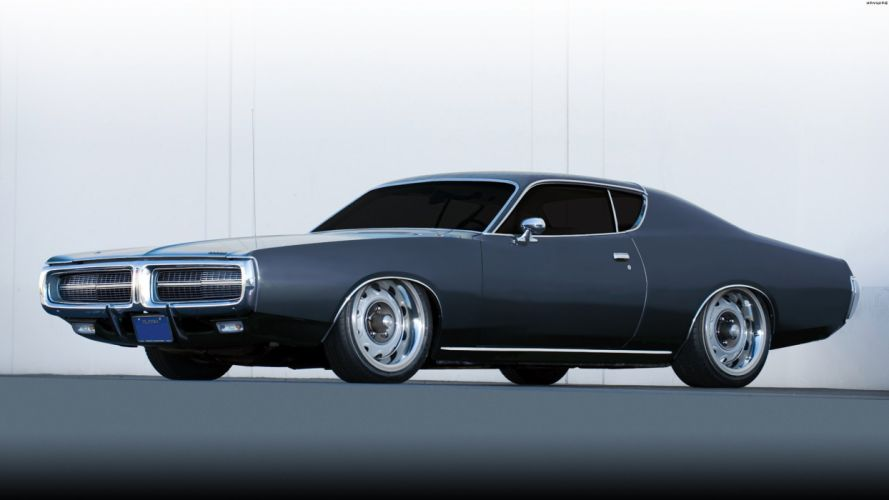 Dodge Charger '72 wallpaper