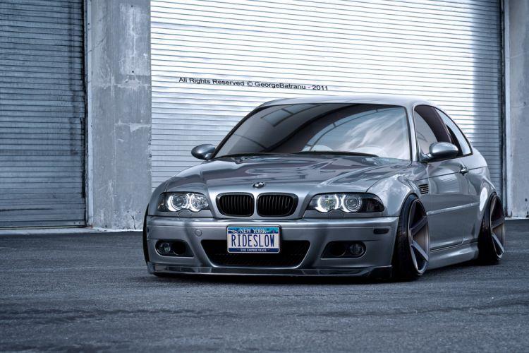BMW E46 wallpaper
