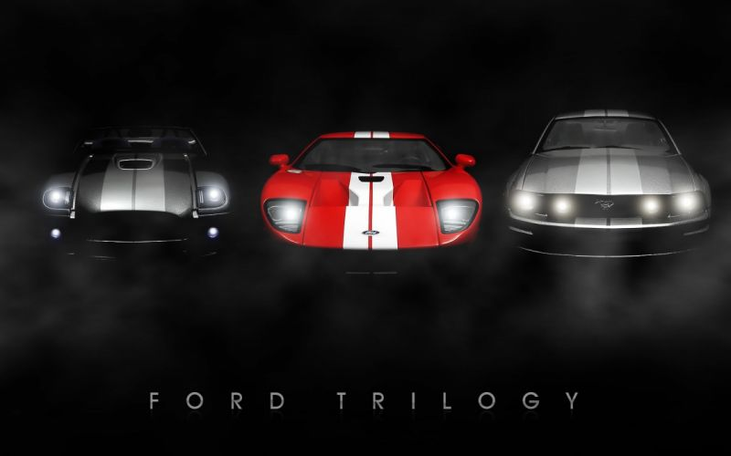 Ford Trilogy wallpaper