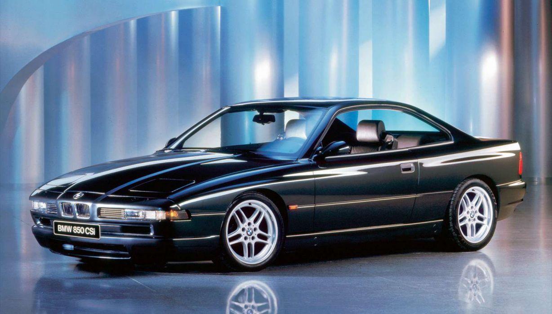BMW 850 CSi wallpaper