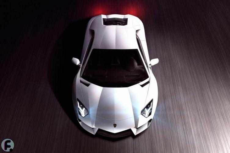 Lamborghini Aventador LP700-4 - ReBrush wallpaper