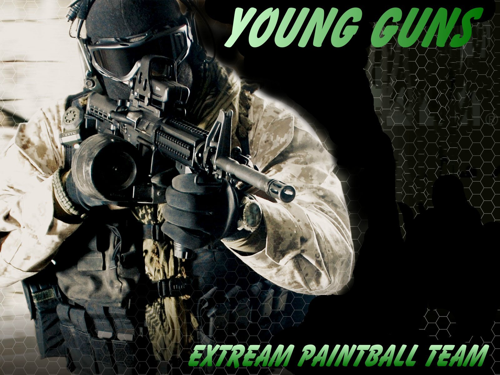 PAINTBALL weapon gun paint extreme strategy action wallpaper | 1600x1200 | 564686 | WallpaperUP
