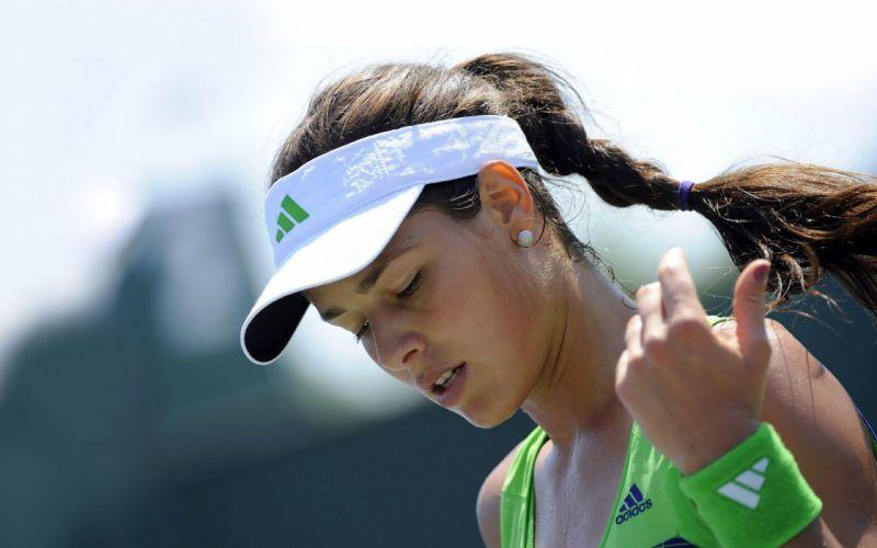 ANA IVANOVIC tennis babe wallpaper