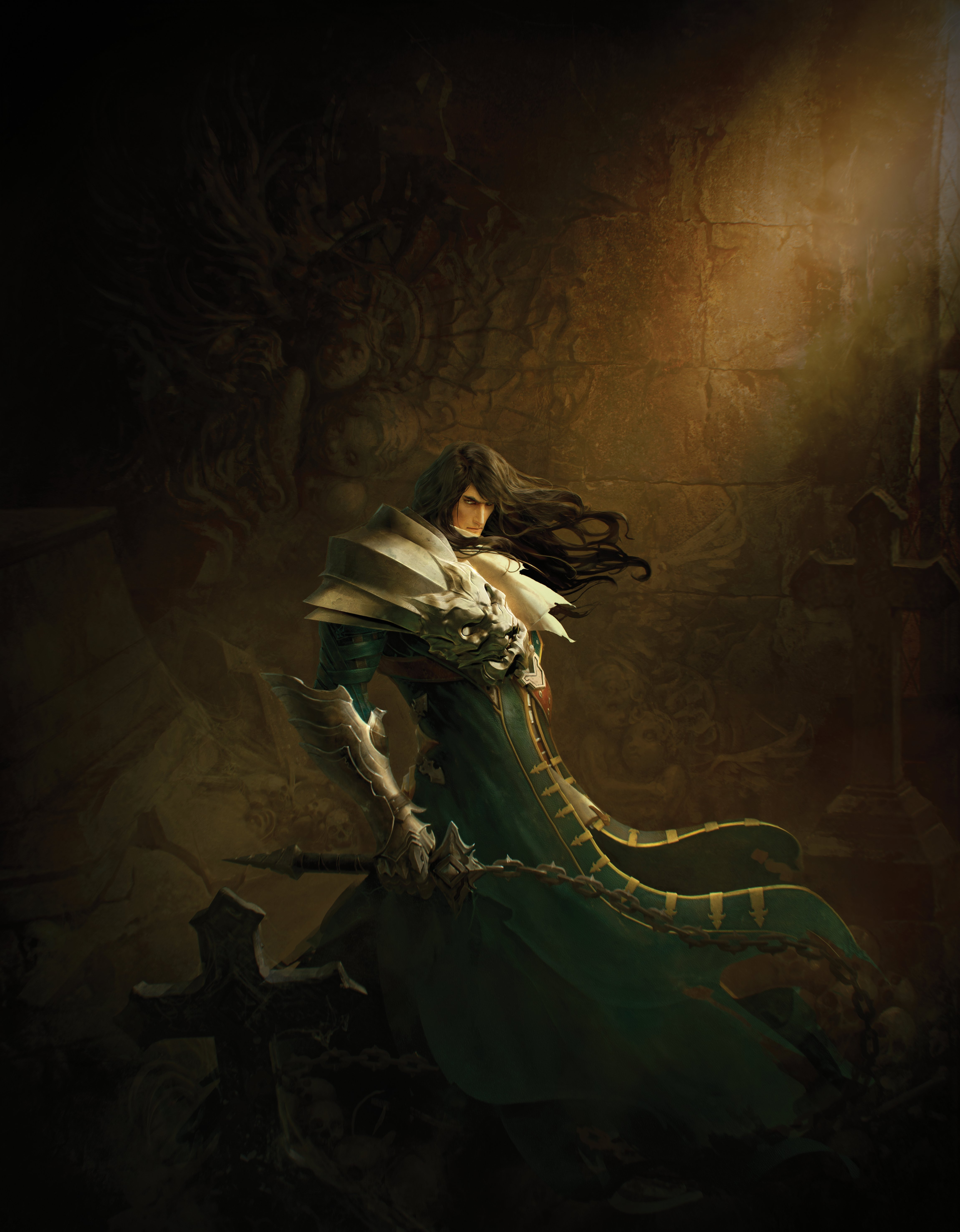 Castlevania lords of shadow mirror of fate male tagme ...