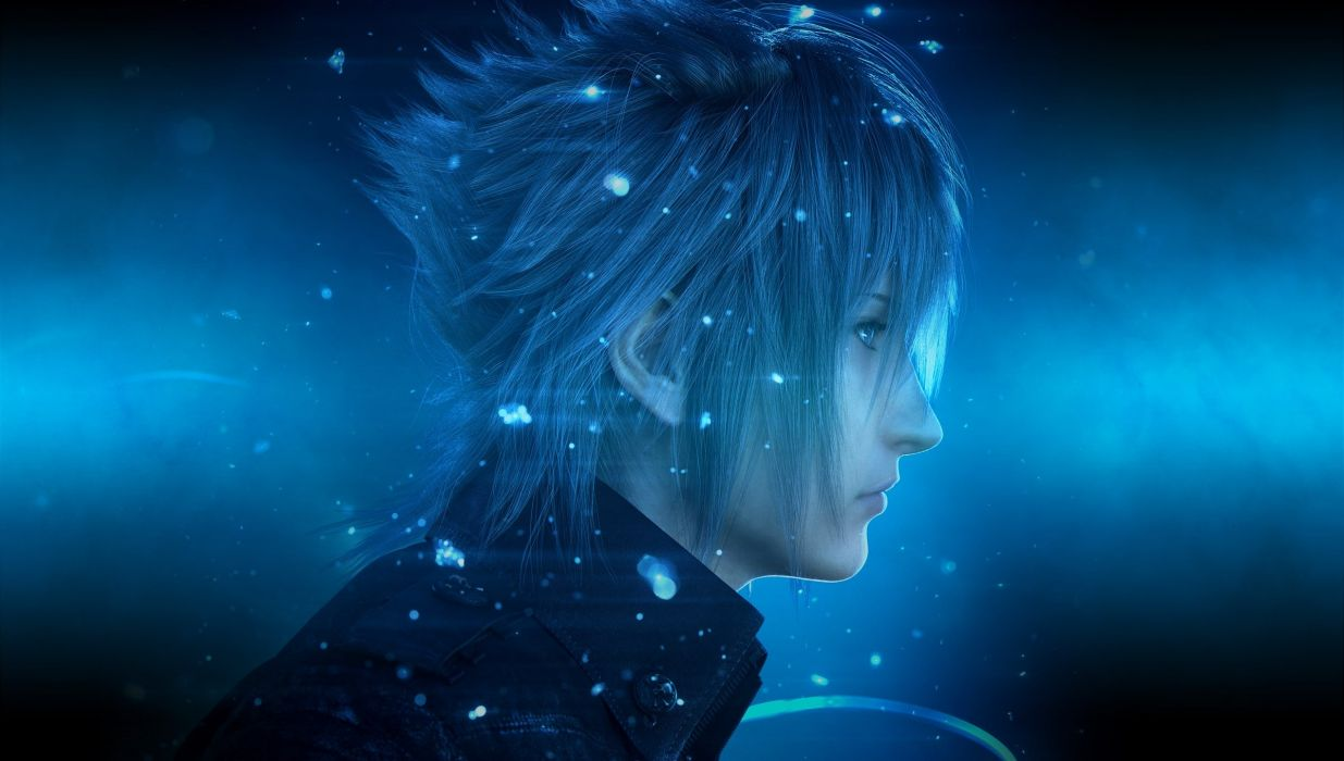 final fantasy character male noctis lucis caelum wallpaper