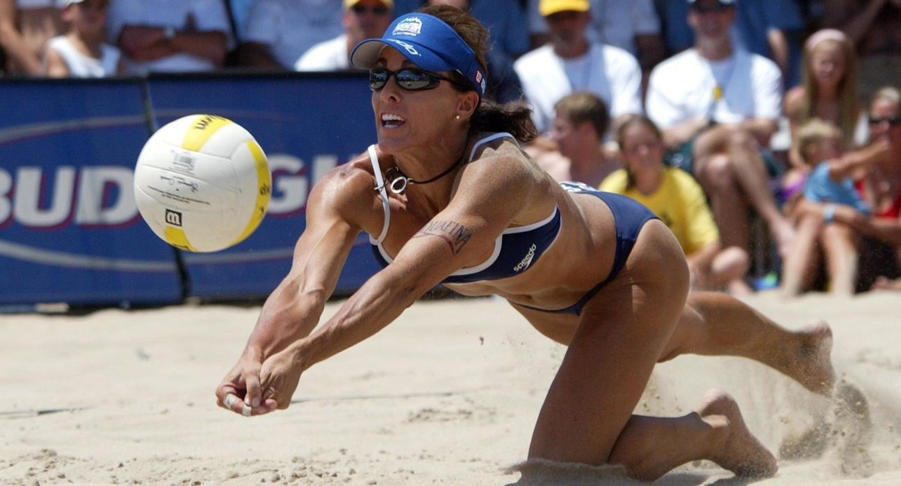 HOLLY McPEAK avp volleyball babe wallpaper
