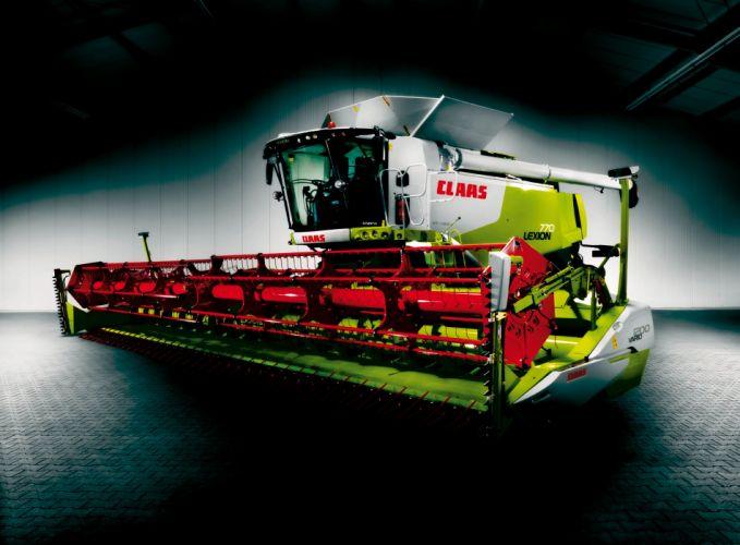 Claas Lexion 770 wallpaper