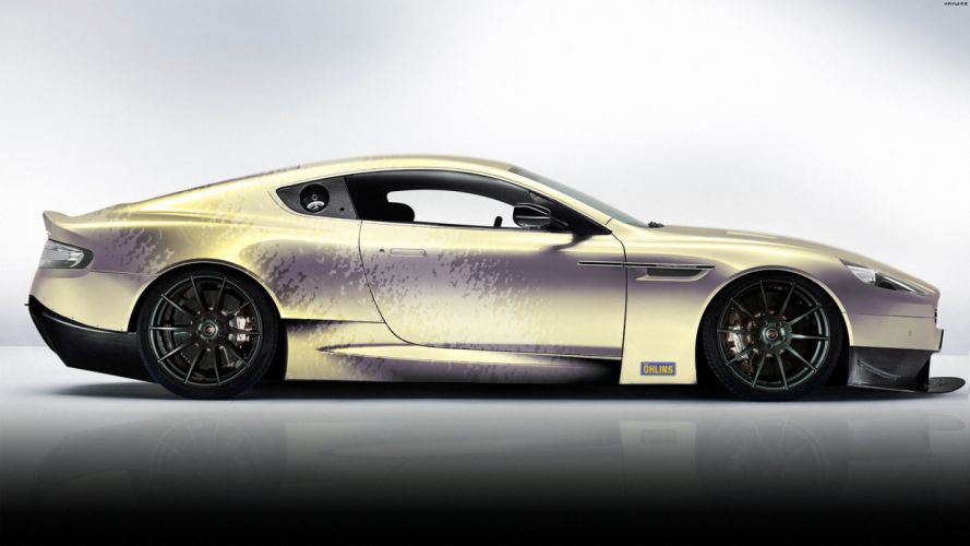 Aston Martin DB9 R-Spec '12 wallpaper