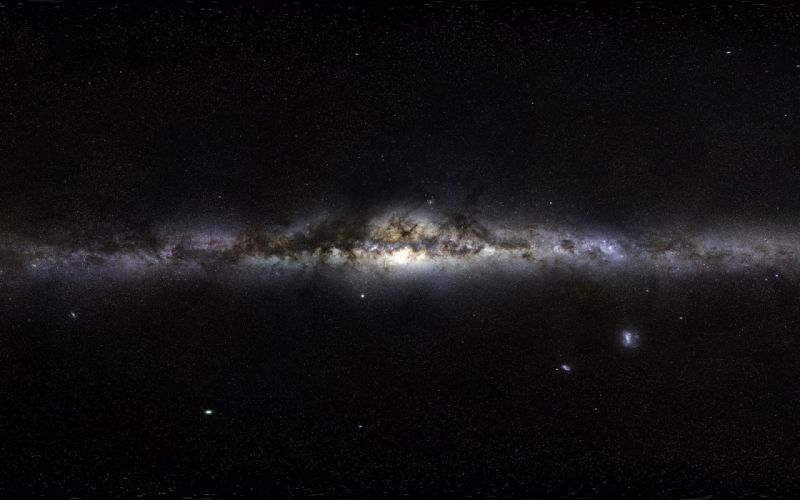scape stars Hubble Space Telescope The Real Galaxies dark wallpaper