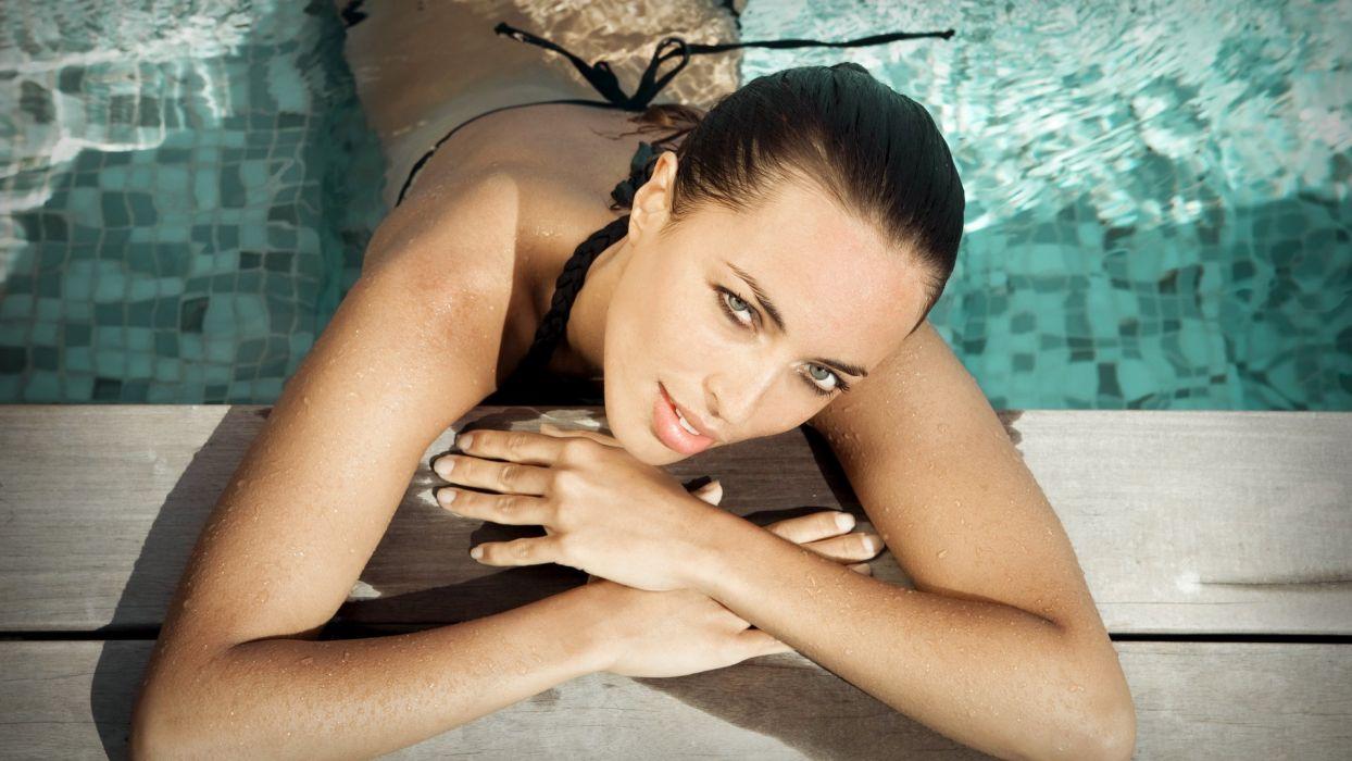 model woman beauty lovely beautiful sexy girl attractive sweet wallpaper