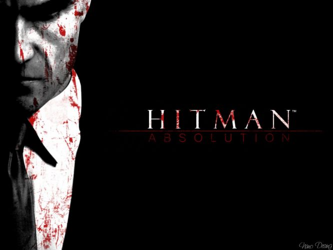 HITMAN thriller action assassin crime drama spy stealth assassins blood wallpaper
