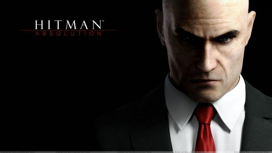 HITMAN thriller action assassin crime drama spy stealth assassins wallpaper