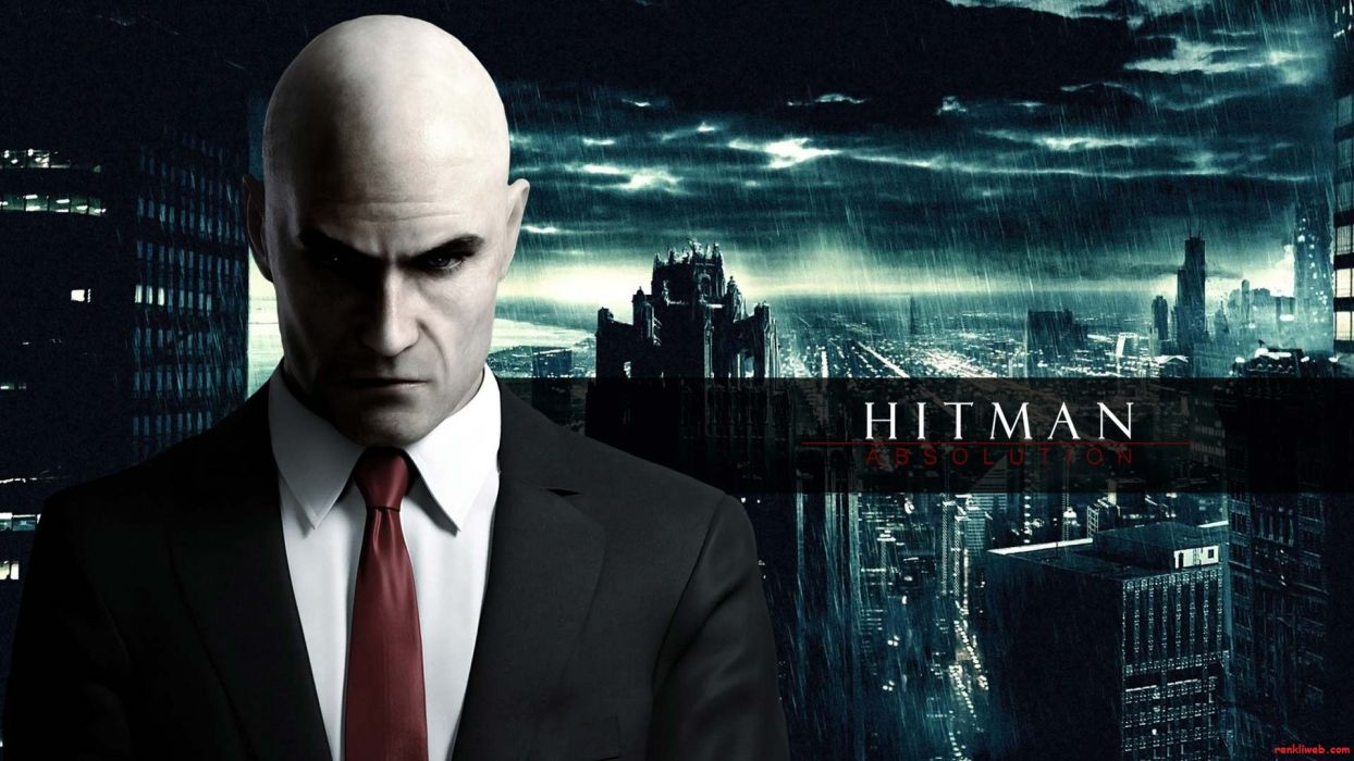 HITMAN thriller action assassin crime drama spy stealth assassins city wallpaper