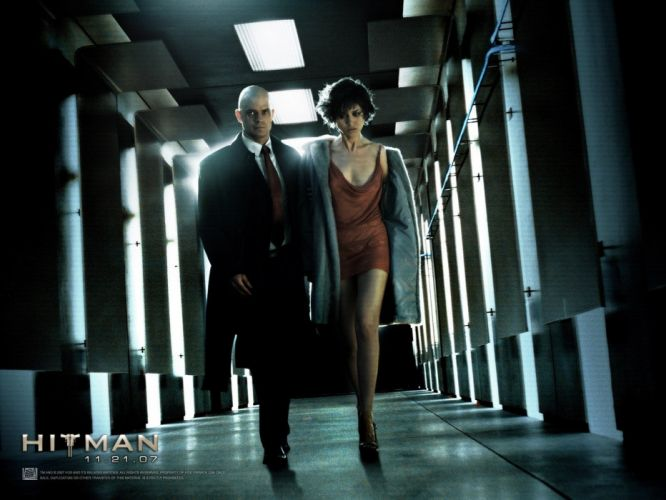 HITMAN thriller action assassin crime drama spy stealth assassins wallpaper