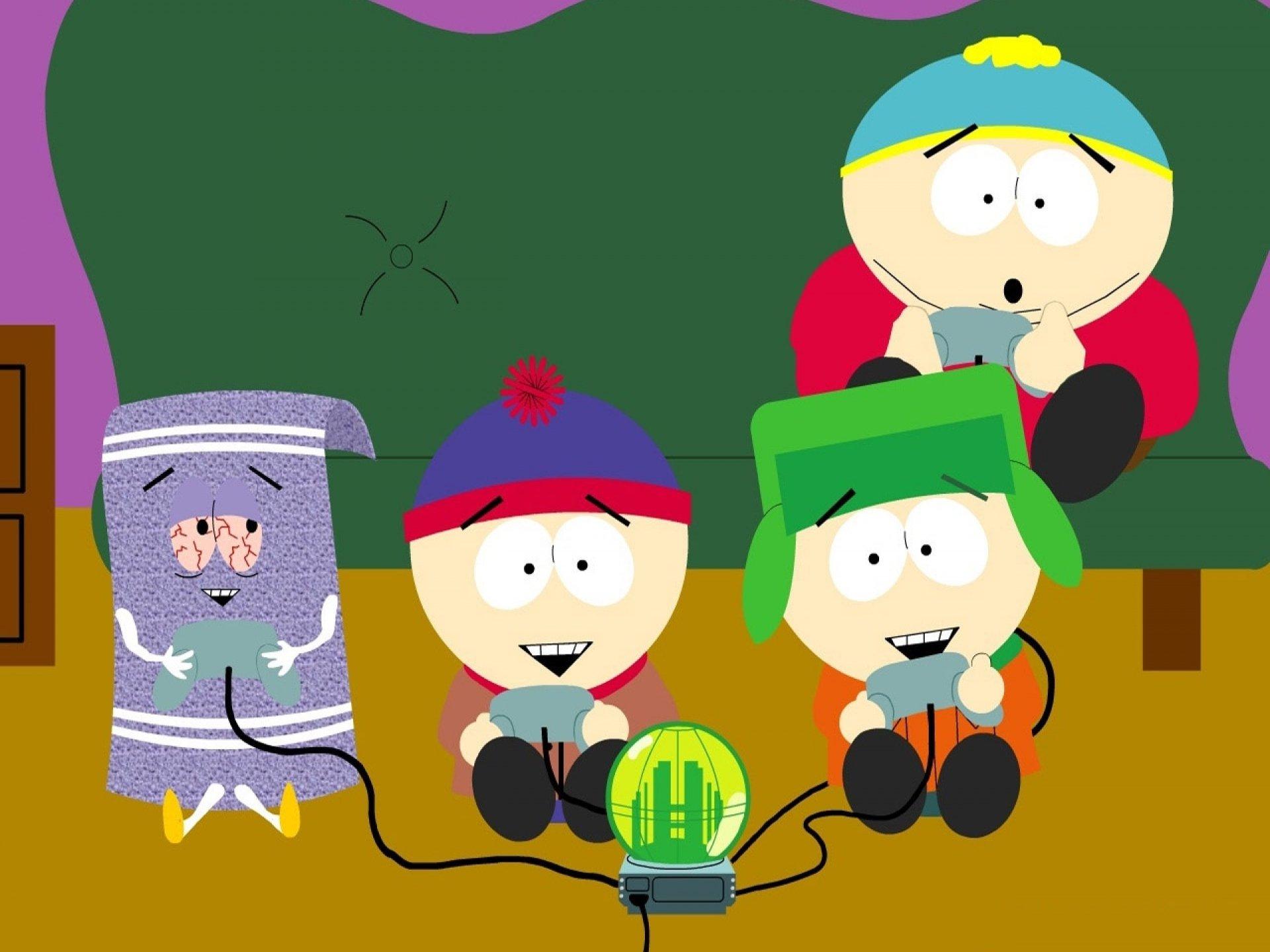 SOUTH PARK animation comedy series sitcom cartoon sadic ...