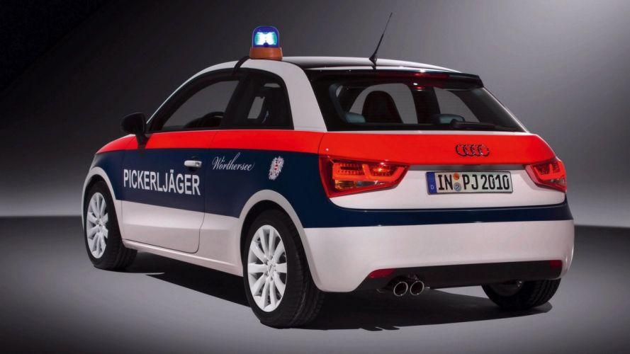 Audi A1 car vehicle wallpaper