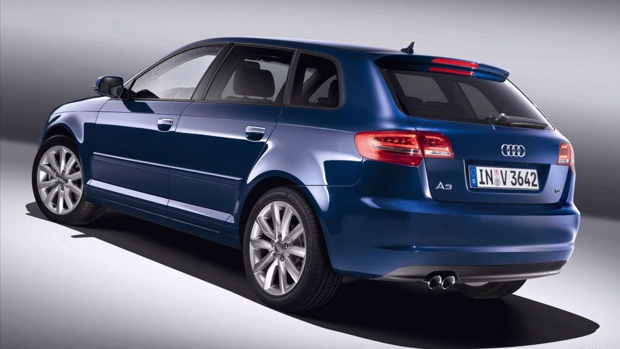 Audi A3 TDI car vehicle wallpaper