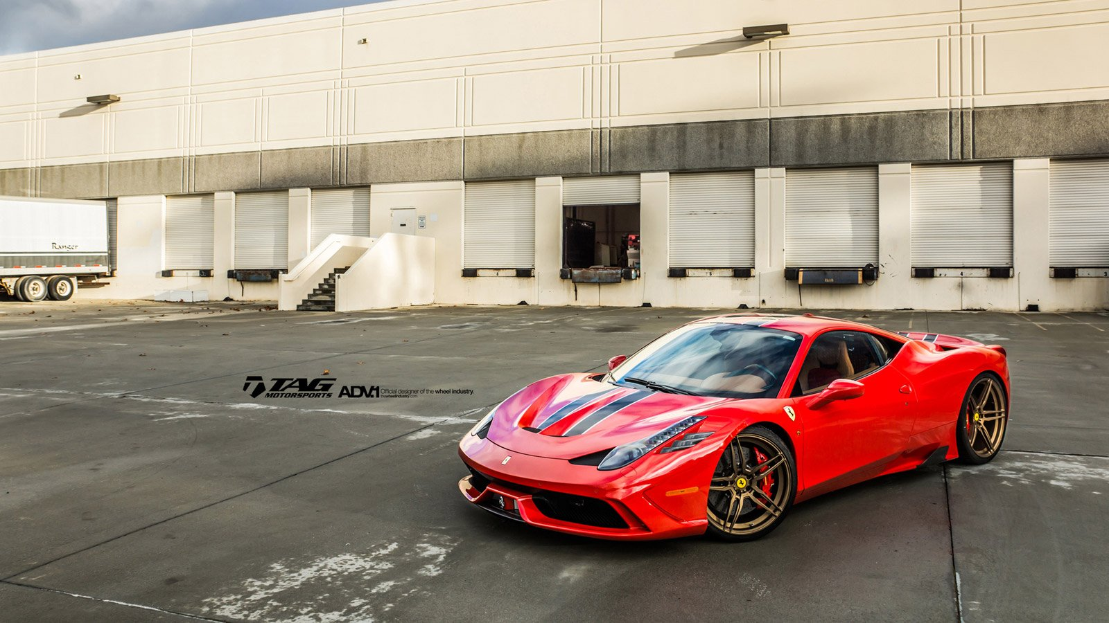 2014 Adv1 Ferrari 458 Speciale Supercars Wheels Wallpaper 1600x900 567266 Wallpaperup