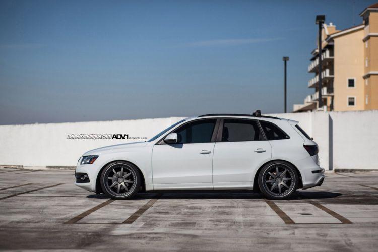 2014 ADV1 audi q5 suv wheels wallpaper