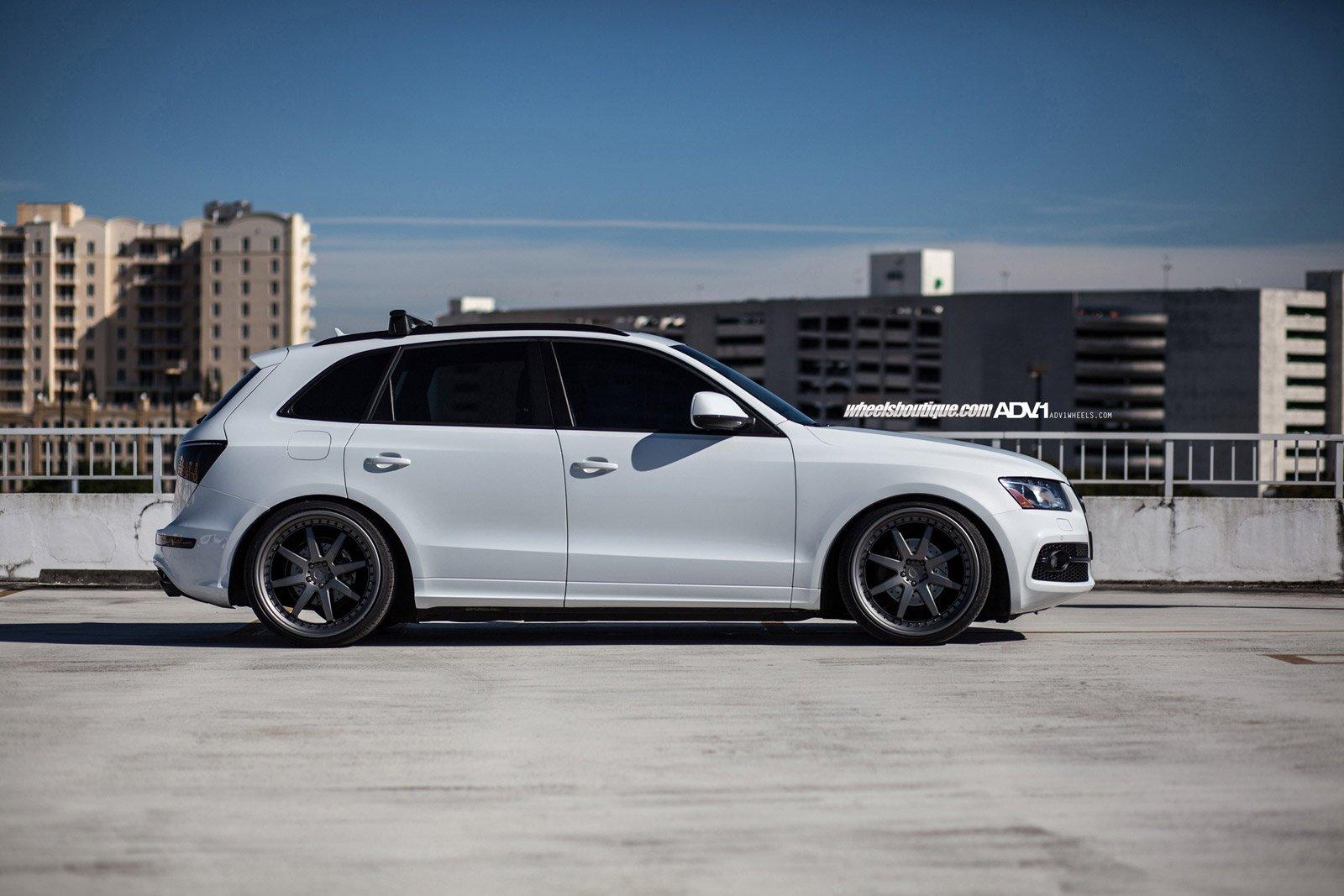 2014 Adv1 Audi Q5 Suv Wheels Wallpaper 1600x1067