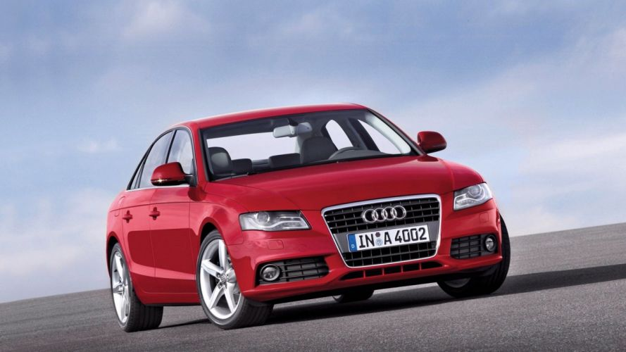 Audi A4 car vehicle wallpaper